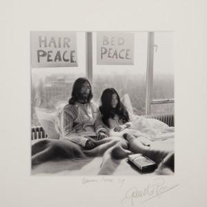 Lennon en Ono